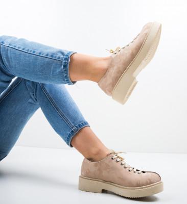 Pantofi Casual Tunisia Bej 2