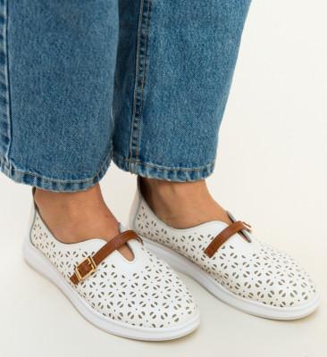 Pantofi Casual Vicez Albi