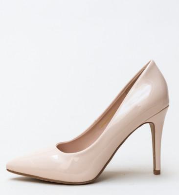 Pantofi Cruze Nude 2
