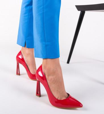 Pantofi Dipper Rosii
