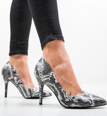Pantofi Dora Negri