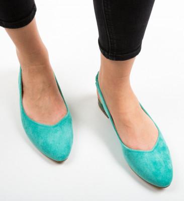Pantofi Esmai Turcoaz