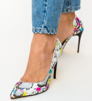 Pantofi Fifi Roz