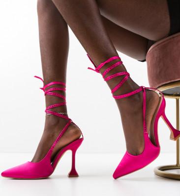 Pantofi Freja Fuchsia