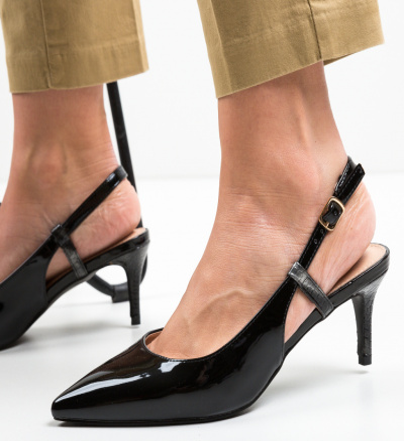 Pantofi Haraj Negri