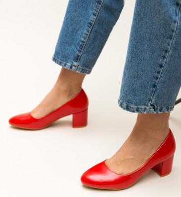 Pantofi Hummer Rosii