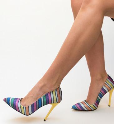 Pantofi Igor Galbeni 2