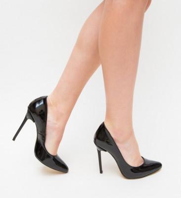 Pantofi Kimes Negri
