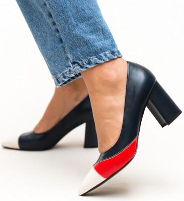 Pantofi Kit Bleumarin 2