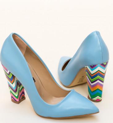 Pantofi Nasero Albastri