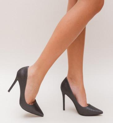 Pantofi Nimio Negri
