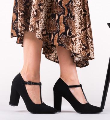 Pantofi Oliver Negri