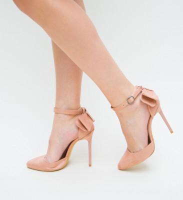 Pantofi Ribaso Roz
