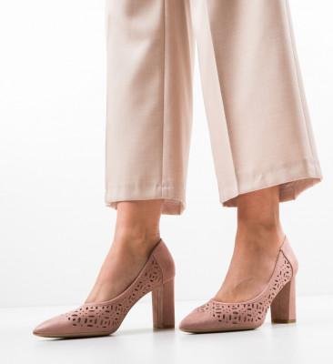 Pantofi Roc Roz
