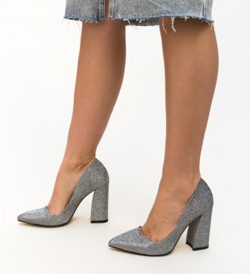 Pantofi Salitonare Gri