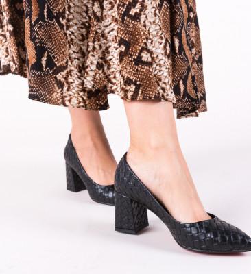 Pantofi Spic Negri 2