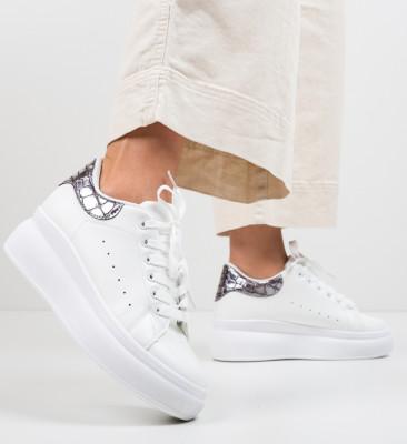 Pantofi Sport Aliya Gri