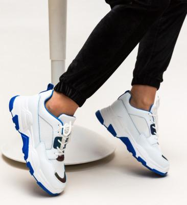 Pantofi Sport Bazic Albastri