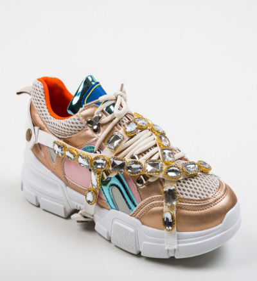 Pantofi Sport Ben Bronze