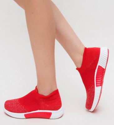 Pantofi Sport Bika Rosii