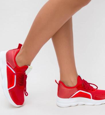 Pantofi Sport Cetna Rosii