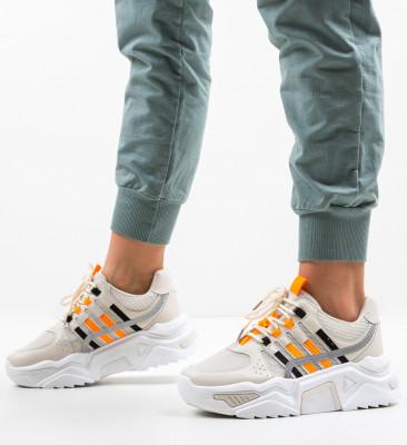 Pantofi Sport Clayto Bej