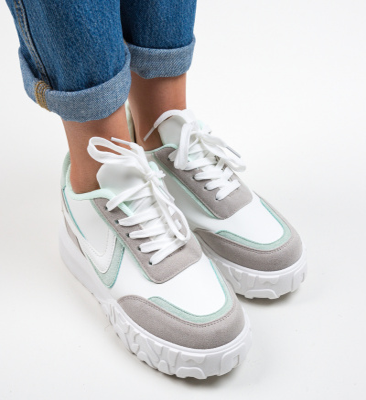 Pantofi Sport Dodd Verzi