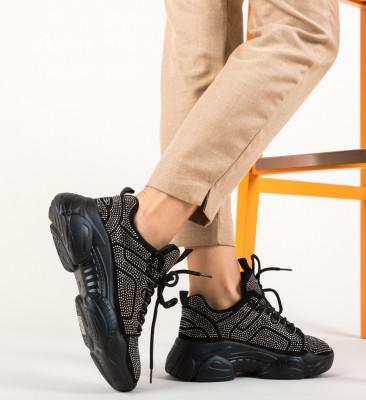 Pantofi Sport Eureka Negri