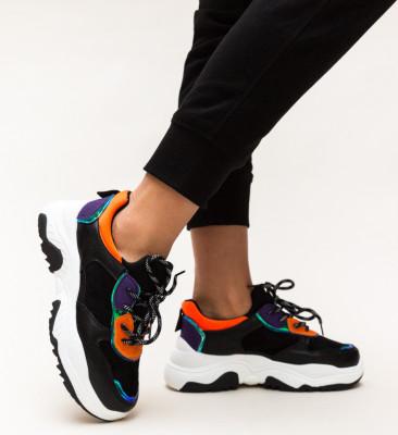 Pantofi Sport Falon Negri