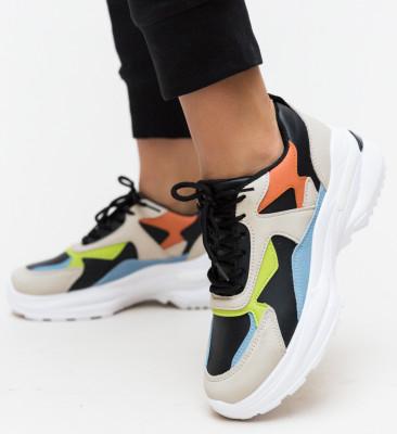 Pantofi Sport Gang Negri