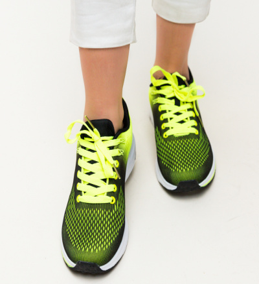 Pantofi Sport Honor Verzi
