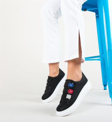 Pantofi Sport Japano Negri