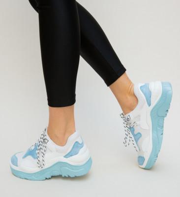 Pantofi Sport Kentaki Albastri