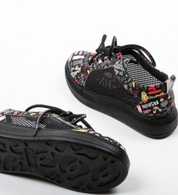 Pantofi Sport Lowo Negri 2