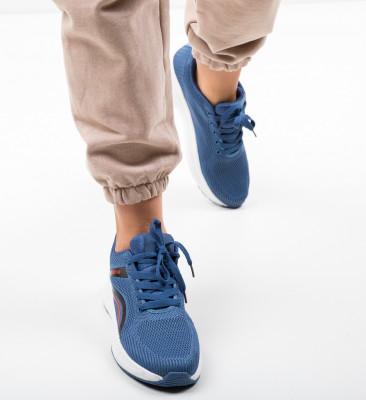 Pantofi Sport Mixalo Albastri