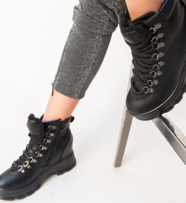 Pantofi Sport Nesal Negri