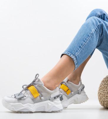 Pantofi Sport Noise Albi
