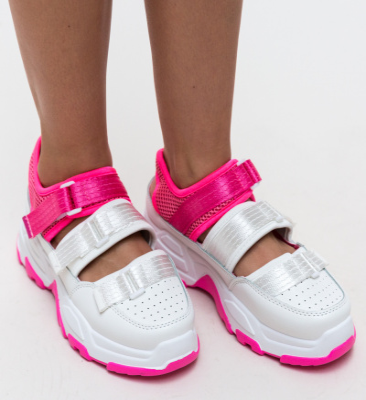 Pantofi Sport Paloma Roz