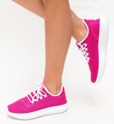 Pantofi Sport Rice Roz