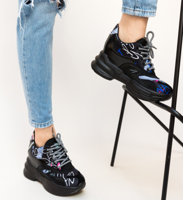 Pantofi Sport Sayed Negri