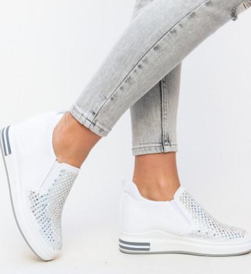Pantofi Sport Sonar Albi