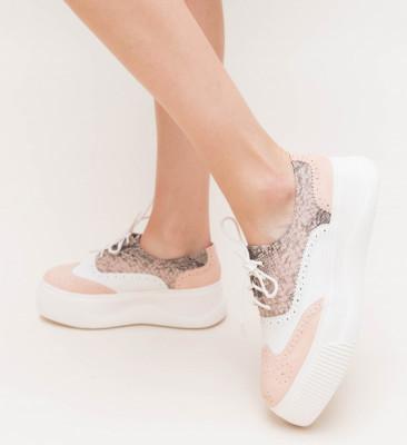 Pantofi Sport Tofer Roz