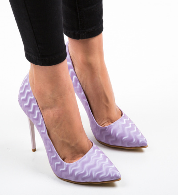 Pantofi Stormwind Mov