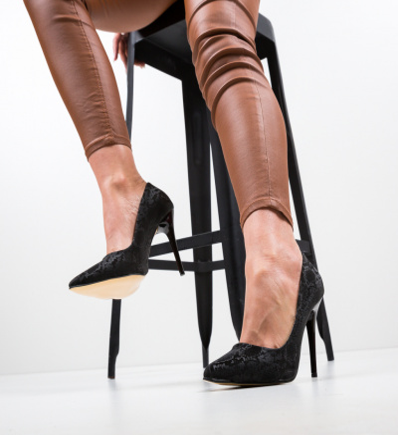 Pantofi Stormwind Negri 3