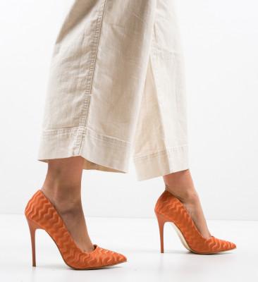 Pantofi Stormwind Portocalii