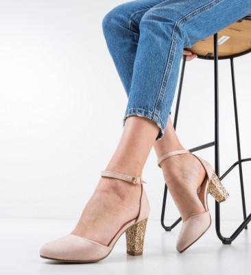 Pantofi Terpopa Bej 2