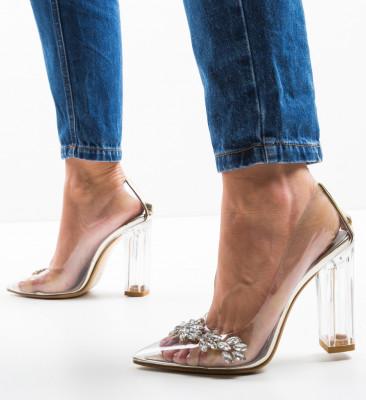 Pantofi Uzeyir Aurii