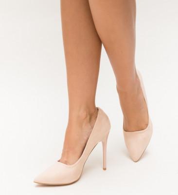 Pantofi Vivo Roz