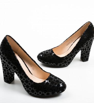 Pantofi Wupa Negri