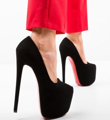 Pantofi Yras Negri 2